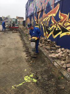 Leerling opperman / stratenmaker (Fulltime)